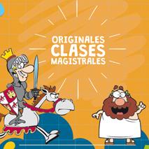 ORIGINALES CLASES MAGISTRALES