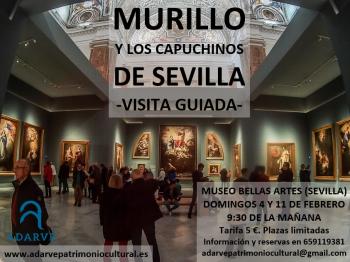 Nos vamos al Museo de Bellas Artes a conocer a Murillo