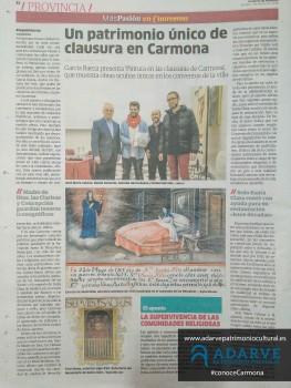 NOTICIA A PÁGINA COMPLETA EN EL CORREO DE ANDALUCÍA