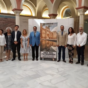 PRESENTACION DEL MES DEL PATRIMONIO EN LA CASA DE LA PROVINCIA