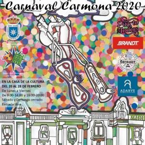 CARTEL EXPO CARTELES CARNAVAL pequeño